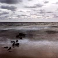 Ocean View I Fine Art Print