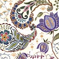 Peacock Fantasy V Fine Art Print