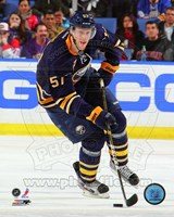 Tyler Myers 2011-12 Action Fine Art Print