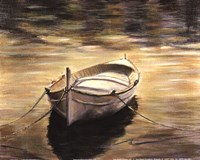 Sienna River Fine Art Print