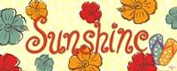 Sunshinie Fine Art Print