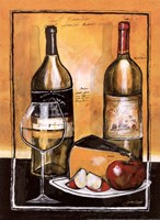 Wine Notes I Fine Art Print