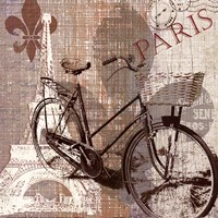 Paris Trip Framed Print