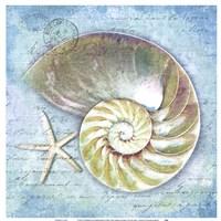 Into The Sea I Fine Art Print
