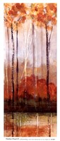 Treeline Panel II Fine Art Print