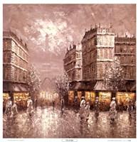 City of Light Fine Art Print