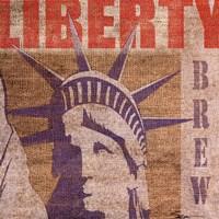 Liberty Cafe Fine Art Print