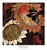 Sunflower Series #14 Fine Art Print