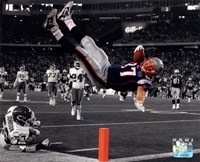 Rob Gronkowski 2011 Spotlight Action Fine Art Print