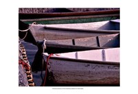 Wooden Rowboats VII Fine Art Print