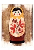 Nesting Dolls I Fine Art Print