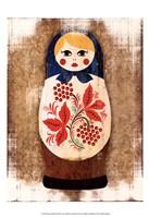 Nesting Dolls II Fine Art Print