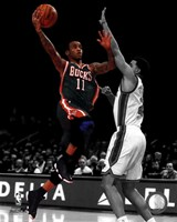 Monta Ellis 2011-12 Spotlight Action Fine Art Print