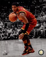 Kyrie Irving 2011-12 Spotlight Action Fine Art Print