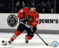 Patrick Kane 2011-12 Spotlight Action Fine Art Print