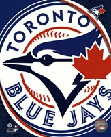 Toronto Blue Jays 2012 Team Logo Fine Art Print