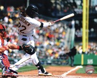 Andrew McCutchen 2012 Action Fine Art Print