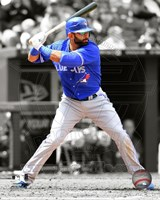 Jose Bautista 2012 Spotlight Action Fine Art Print