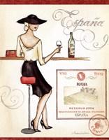 Wine Event I Fine Art Print