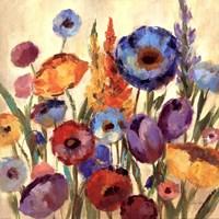 Garden Hues II Fine Art Print