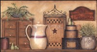 Old Treasures I Fine Art Print