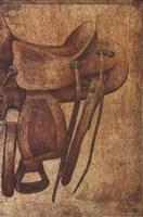 Saddle II Fine Art Print
