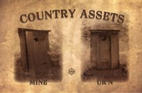 Country Assets Fine Art Print