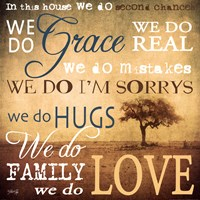 We Do Fine Art Print