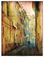 Streets of Italy I Fine Art Print