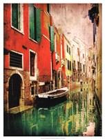 Streets of Italy II Fine Art Print