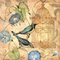 Spring's Song I Fine Art Print