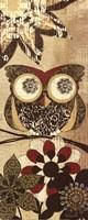 Owls Wisdom I Fine Art Print