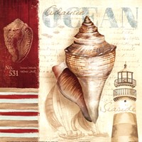 Atlantic Ocean Framed Print