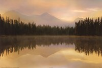 Twilight Reflection Fine Art Print