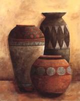 Market Vessels II Fine Art Print