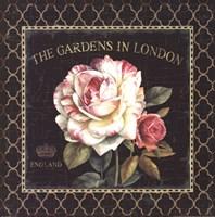 Garden View VII Fine Art Print