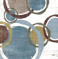 Vintage Bubbles II Fine Art Print