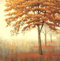 Autum Trees I Fine Art Print