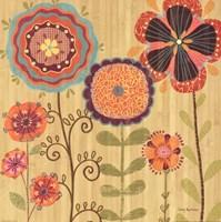 Folklore Garden II Fine Art Print