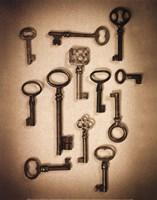 Key Elements I Fine Art Print