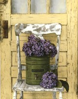 Cottage Bouquet I Fine Art Print