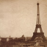 Historical Paris Fine Art Print