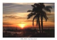 Ana Maria Sunset Fine Art Print