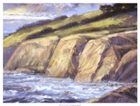Rocky Coast II Fine Art Print