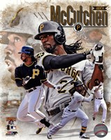 Andrew McCutchen 2012 Portrait Plus Fine Art Print