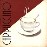 Cafe Moderne II Framed Print