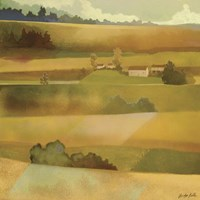 Field Scape I Fine Art Print
