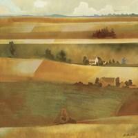 Field Scape II Fine Art Print