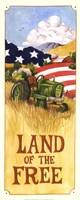 Land Fine Art Print