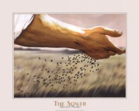 The Sower Fine Art Print